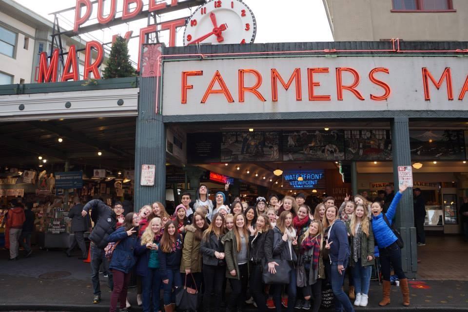 Seattle, USA Field trip November 20 & 21