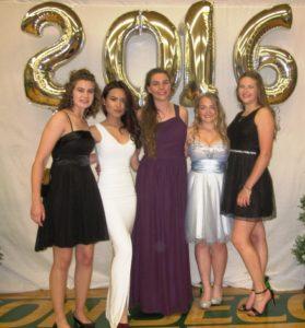 Larissa, Sherry, Mela, Sophie &