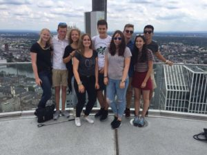 andrew-visiting-frankfurt-germany-former-students-meeting-up